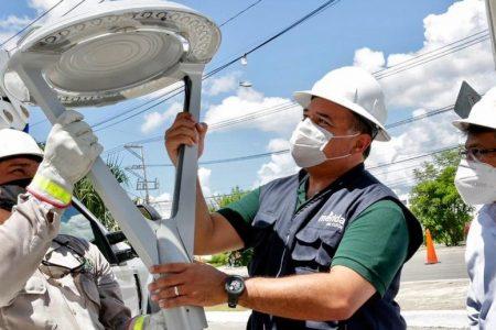Fortalecer los servicios públicos, un paso más hacia una Mérida de 10: Renán Barrera