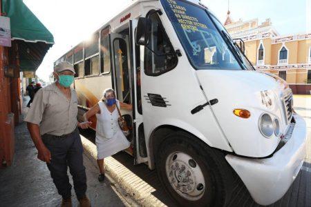 La movilidad es más fluida, aseguran usuarios del transporte en Mérida