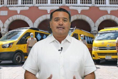 Por cambio de paraderos, el Ayuntamiento refuerza el Circuito Enlace Mérida