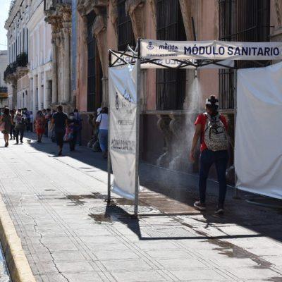 Tras medio año de pandemia comienza a estabilizarse el Covid-19 en Yucatán
