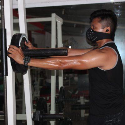 Supervisan que gimnasios cumplan las medidas de prevención por Covid-19