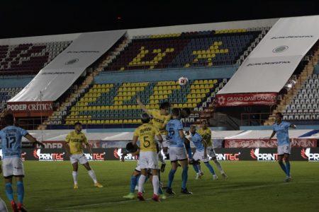 Los Venados se llevan la victoria de Cancún