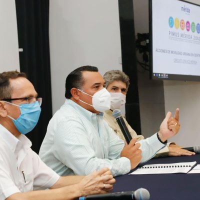 En aumento la demanda de Circuito Enlace Mérida