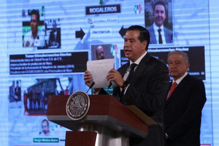Gobierno federal denuncia intereses políticos detrás de protestas por el agua en Chihuahua