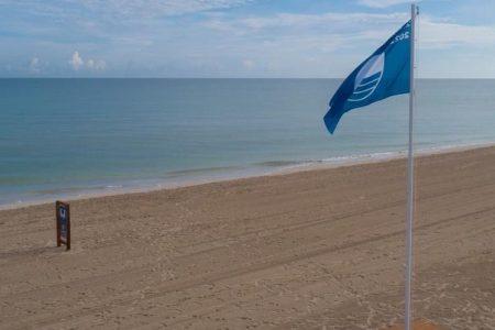 Playas del malecón de Progreso, con certificación Blue Flag de manejo ambiental