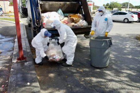 NO se suspenderá el servicio de recolección de basura el 16 de septiembre