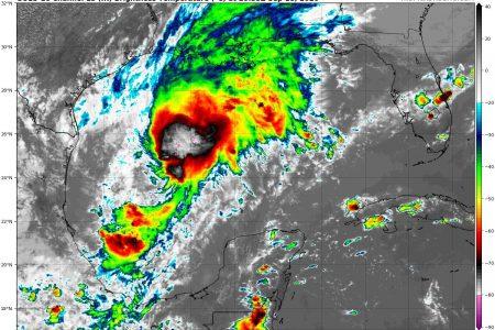 Se agotan los nombres para ciclones tropicales en el Atlántico