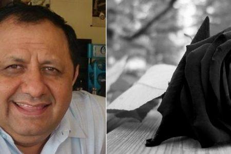 Obituario: Gaspar Hernán Cabrera Ruiz