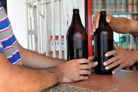 Se normaliza, a partir de mañana, la venta de bebidas alcohólicas en Yucatán