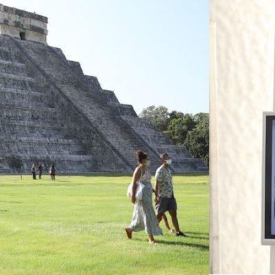 Con moderna cámara termográfica, reabre Chichén Itzá, la maravilla de Yucatán