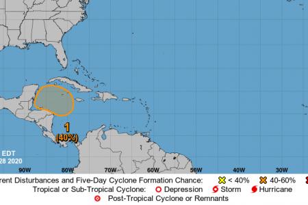 Lo que faltaba: al norte del miércoles se suma posible ciclón el fin de semana