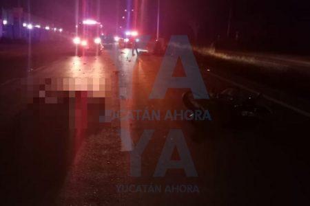 Trágico accidente de dos jóvenes amigas en la carretera Mérida-Umán