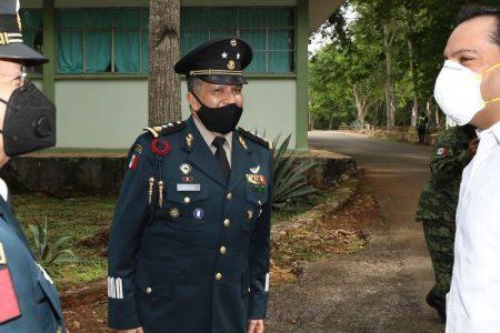 Nuevo comandante en la 32 Zona Militar en Valladolid: Francisco Miguel Aranda Gutiérrez