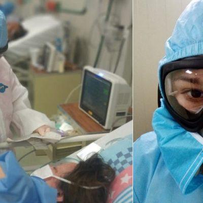 Enfermera yucateca obtiene la condecoración 'Miguel Hidalgo 2020' Grado Collar
