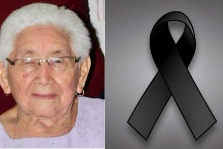 Obituario: Señora Evelia Salazar Estrella