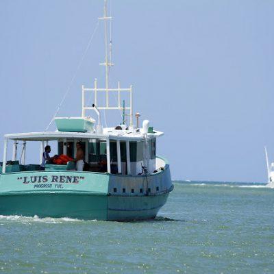 Inicia Censo 2020 para embarcaciones de la flota mayor de Progreso
