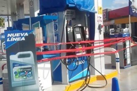 De nuevo suspenden actividades en gasolinera de Vista Alegre