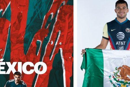 El goleador yucateco Henry Martín regresa a la selección mexicana