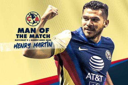Henry Martín protagonizará duelo de seleccionados en el Clásico Nacional