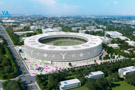 El estadio más moderno de México y Latinoamérica estará en Yucatán
