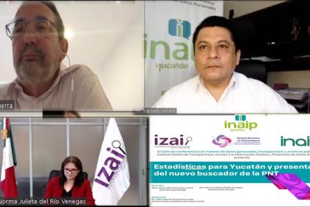 Presentan en Yucatán nuevo buscador de la Plataforma Nacional de Transparencia