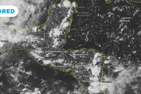 Combo de fenómenos meteorológicos en el sureste y la Península de Yucatán