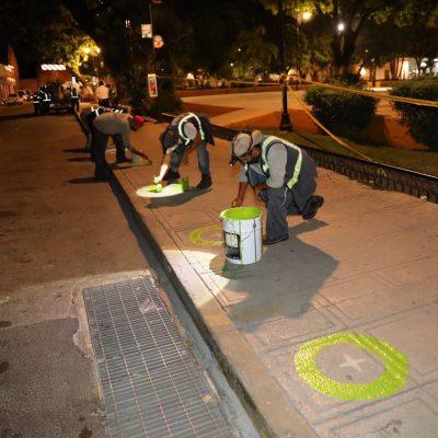 Avanza la transformación del Centro Histórico de Mérida