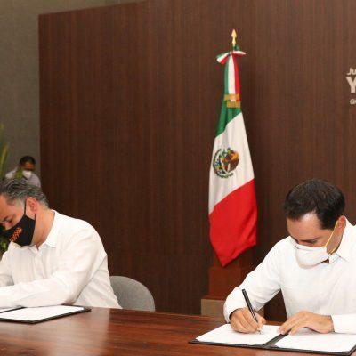 Gobierno de Yucatán y Unidad de Inteligencia Financiera, unidos contra actividades ilícitas