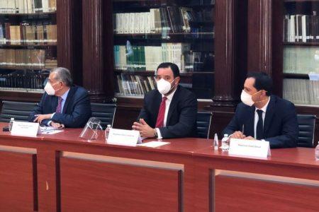 Mauricio Vila solicita a la Secretaría de Hacienda federal revisar presupuesto de estados para 2021