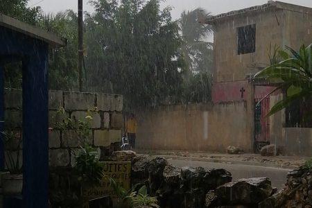 Lluvioso septiembre no deja mal: tercera tormenta en una semana en Mérida