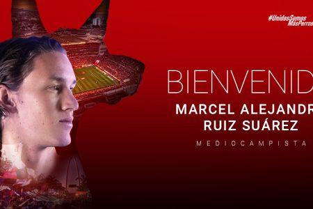 El yucateco Marcel Ruiz y el Tijuana sufren con el Covid-19