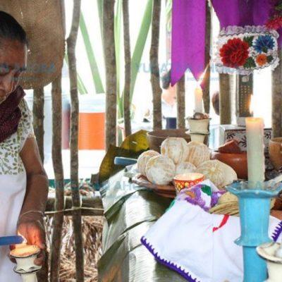 Otra víctima del Covid-19: cancelan muestra de altares de Hanal Pixán en la Plaza Grande
