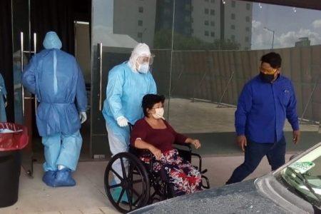 Ligero aumento de pacientes hospitalizados por Covid-19 en Yucatán