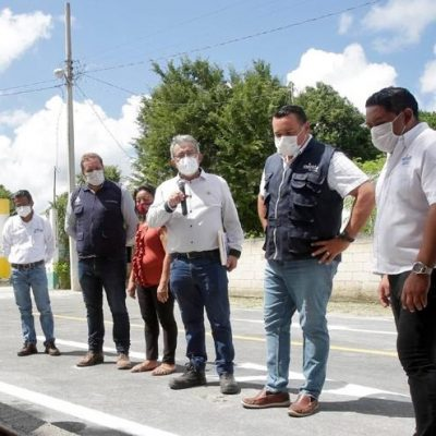 Más obras en comisarías de Mérida
