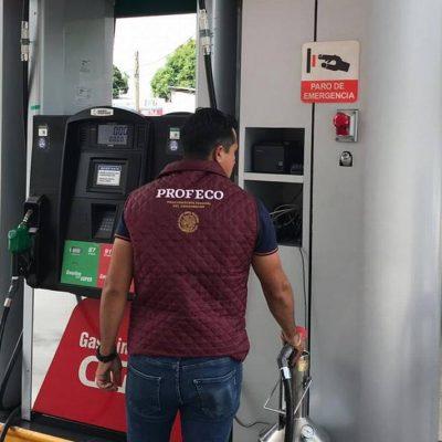 En breve entra en vigor la norma para que gasolineros vendan 'litros de a litro'