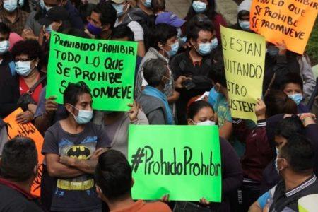 Coincidimos con AMLO en 'prohibido prohibir', dice la Alianza Nacional de Pequeños Comerciantes