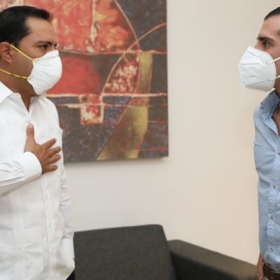 Rommel Pacheco destaca el apoyo gubernamental para ir a los Juegos Olímpicos de Tokio