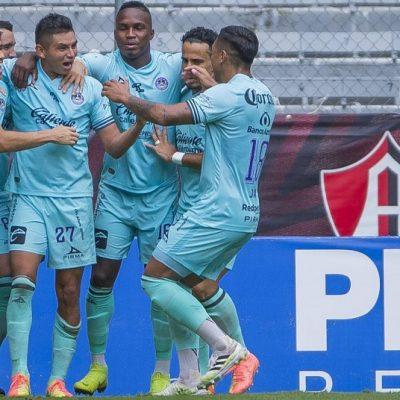 Como buen yucateco: Miguel Sansores anota con la cabeza en la Liga MX