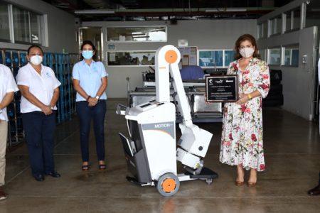 Fundaciones donan equipo médico al Hospital Regional de Alta Especialidad