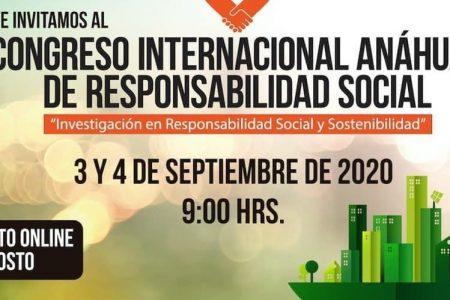 Congreso anual de la Universidad Anáhuac se vuelve internacional este 2020