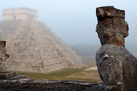 Cierran zonas arqueológicas en Yucatán y Quintana Roo, sin daños hasta el momento