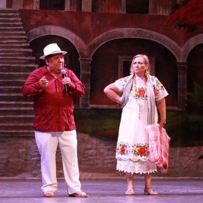 Ponle más masa al pib, obra de teatro para reflexionar y divertir a las familias yucatecas