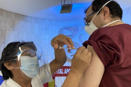 Inicia en el IMSS Yucatán la campaña de vacunación contra la influenza
