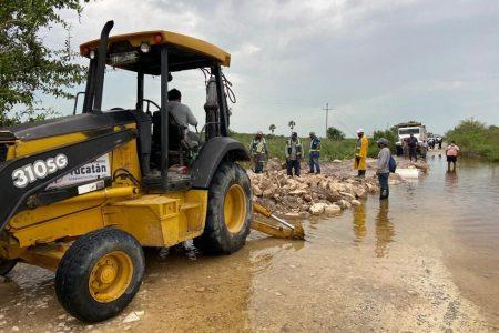 Sin poblados incomunicados tras el paso de Delta por Yucatán
