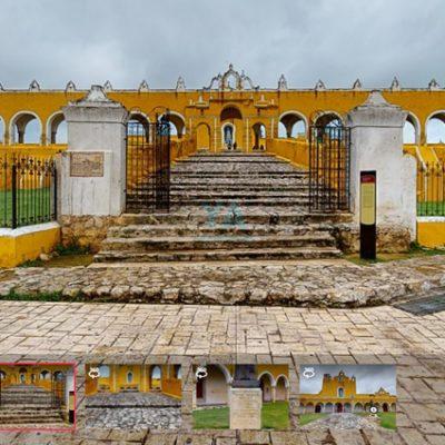 Plus del Festival 4 Estaciones Online: recorridos virtuales por atractivos de Yucatán