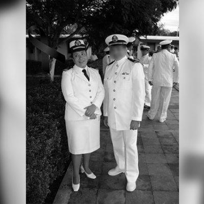 Luto en la Armada, fallecida en Las Américas era médico naval en hospital de Progreso