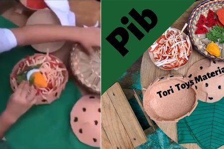 El pib, ahora en juguete para enseñar a los más pequeños