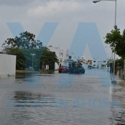 Inundaciones en Mérida, secuelas del cambio climático