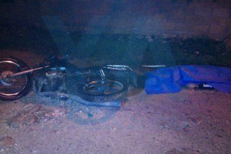 Matan de un disparo a un joven motociclista en el Roble IV