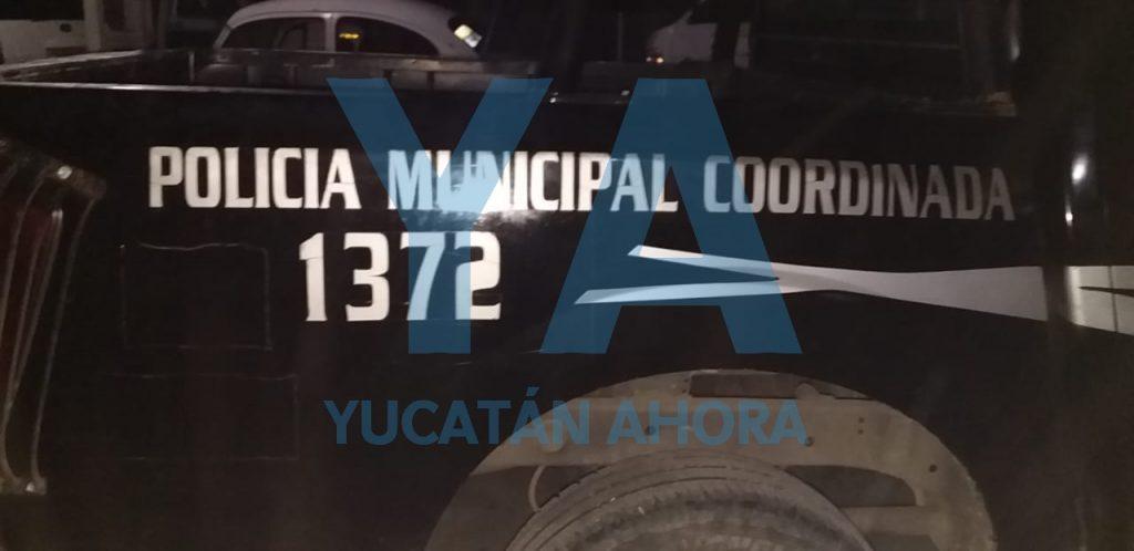 Vándalos apedrean patrulla recién estrenada en municipio yucateco
